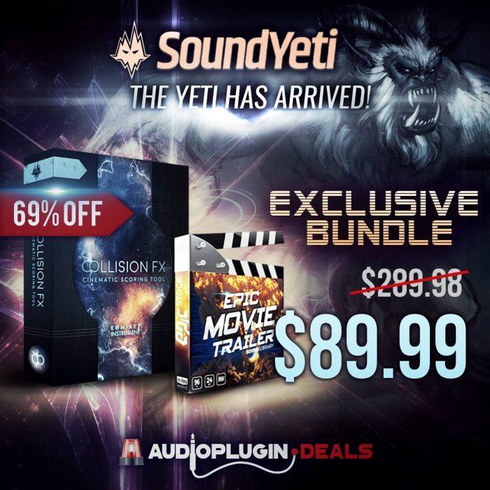 Audio Plugin Deals Sound Yeti Bundle