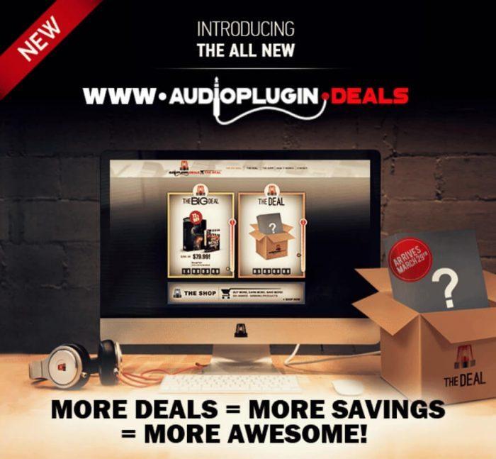 Audio Plugin Deals The Deal