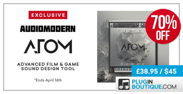 Audiomodern ATOM 70 off