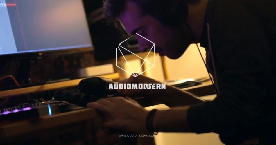 Audiomodern SHIFT with Stefan Torto