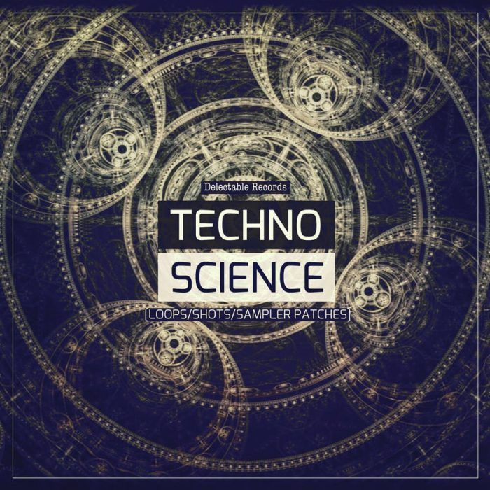 Delectable Records Techno Science
