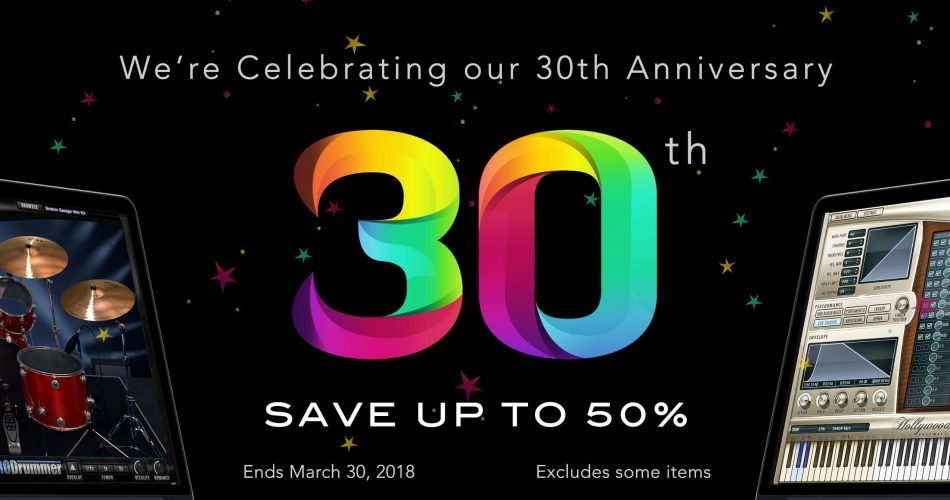 EastWest 30 Year Anniversary
