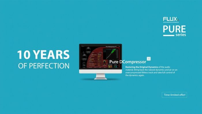 Flux 10 year sale
