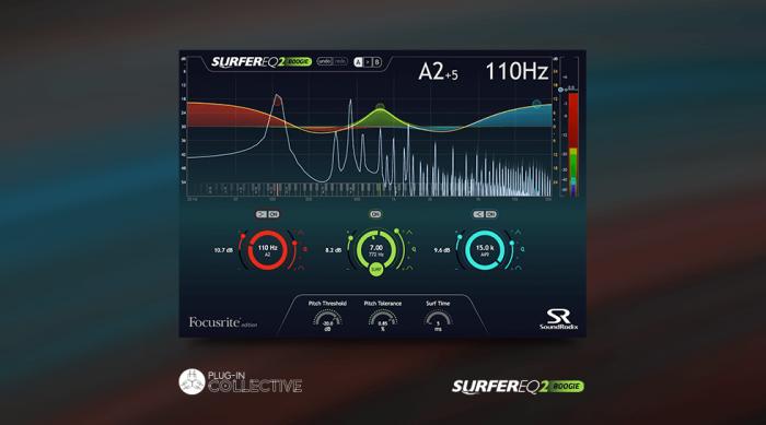 Focusrite Sound Radix SurferEQ 2 Boogie