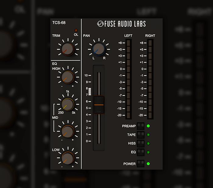 Fuse Audio Labs TCS 68