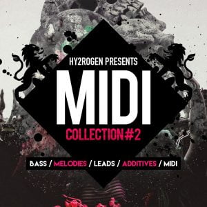 Hy2rogen MIDI Collection 2