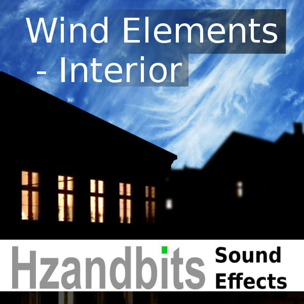 Hzandbits releases Wind Elements – Interior sound library