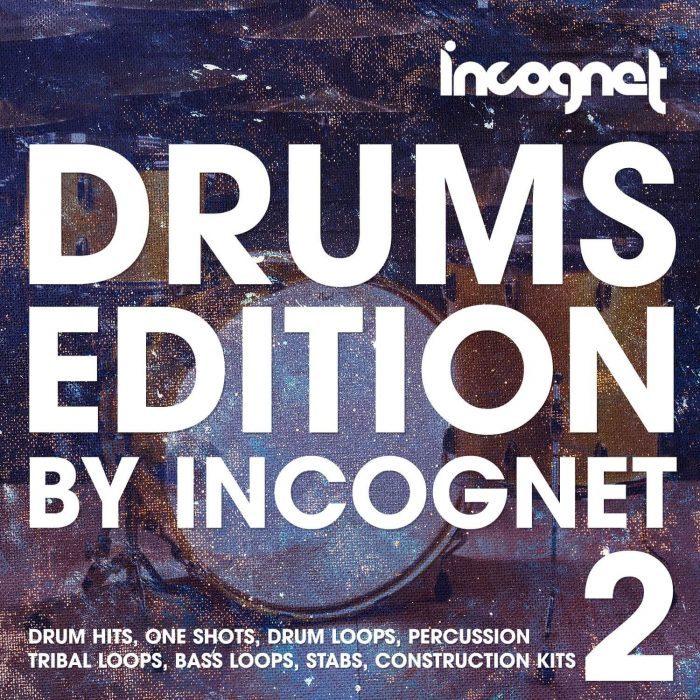 Incognet Drums Edition Vol 2