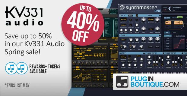 KV331 Audio Spring Sale