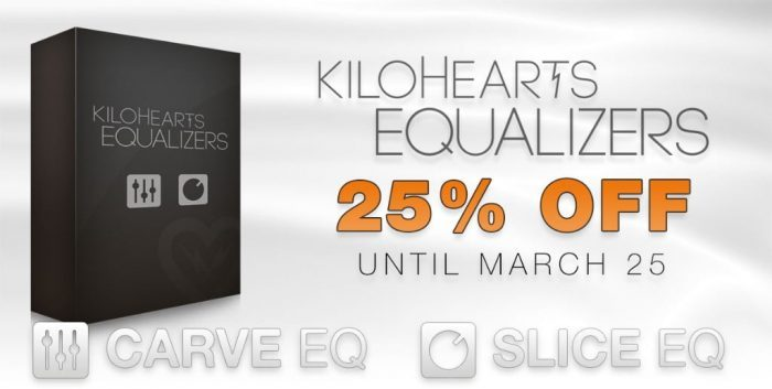 Kilohearts kHs Equalizers sale