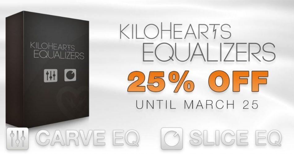 Kilohearts kHs Equalizers sale