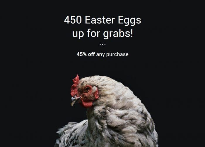 Klevgrand Easter Egg Hunt