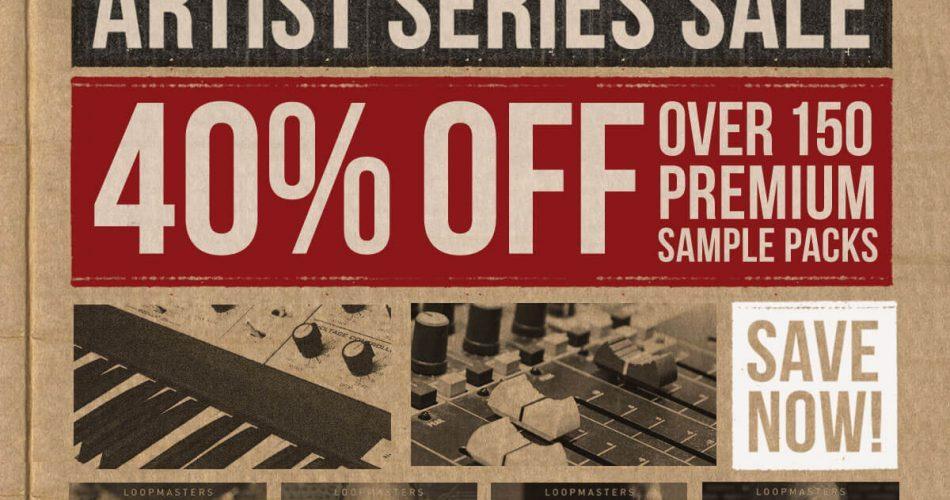 Loompmasters Artist Series Sale 2018