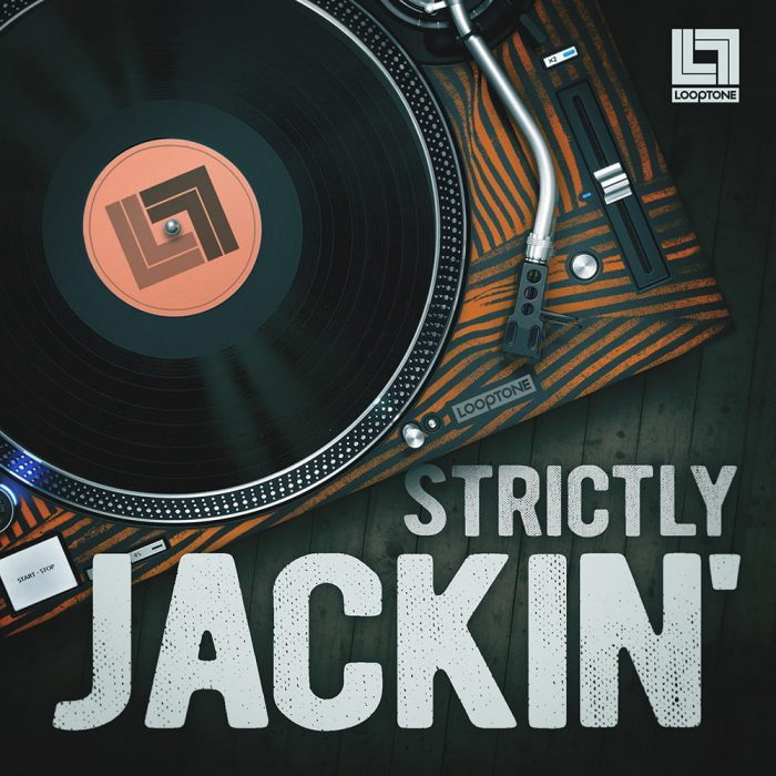 Looptone releases strictly jackin 39 sample pack at loopmasters for Classic 90s house loopmasters