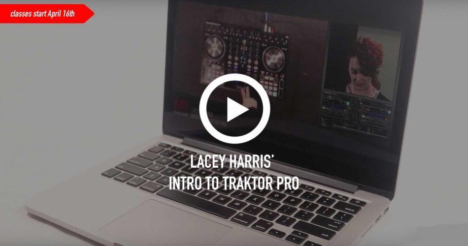 MI Online Lacey Harris Traktor Pro