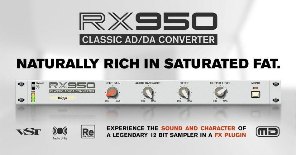 Mathieu Demange RX950 Classic ADDA Converter