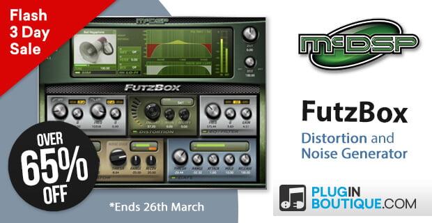 McDSP FutzBox 65% OFF