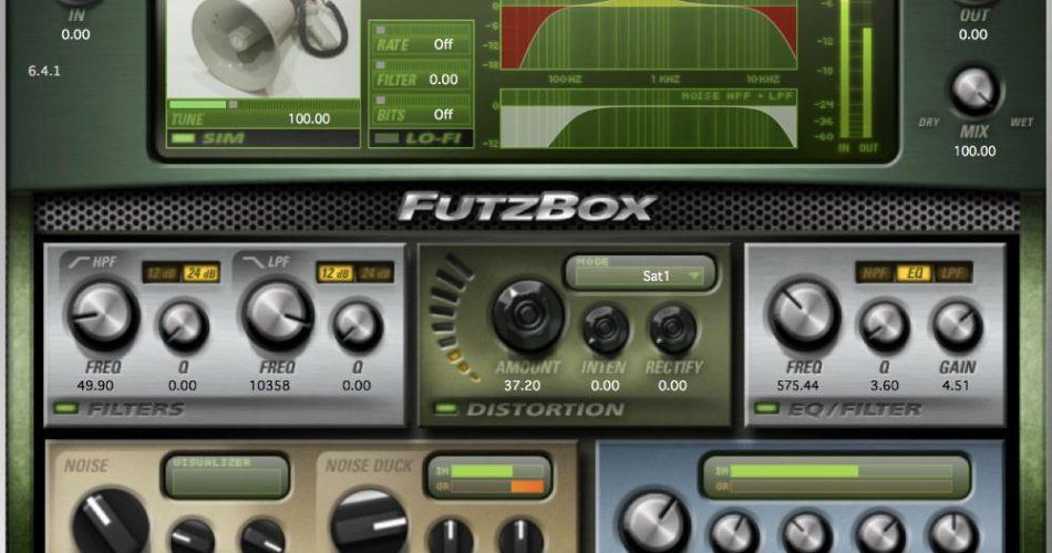 McDSP FutzBox