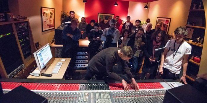 Miloco Studios Pro Audio Showcase