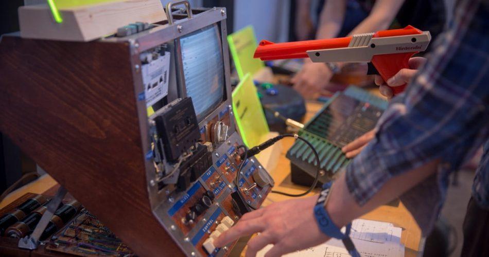 Moog Circuit Bending Challenge