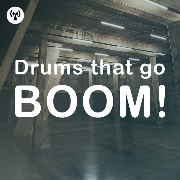 Noiiz Drums That Go Boom