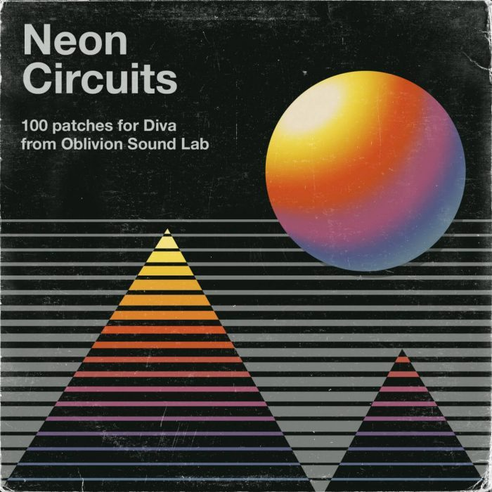 Oblivion sound lab releases neon circuits for u he diva - U he diva ...