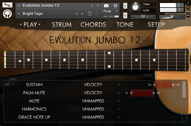 Orange Tree Samples Evolution Jumbo 12