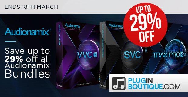 PIB Audionamix bundle sale