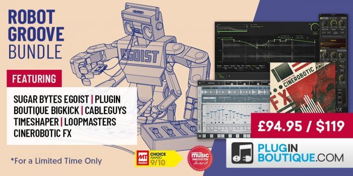 PIB Robot Groove Bundle