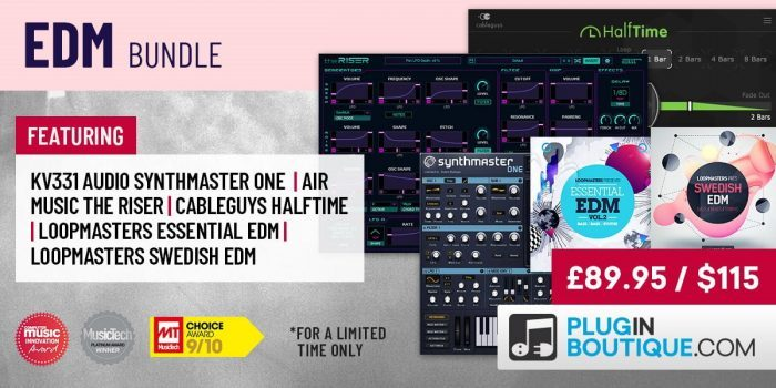 Plugin Boutique EDM Bundle