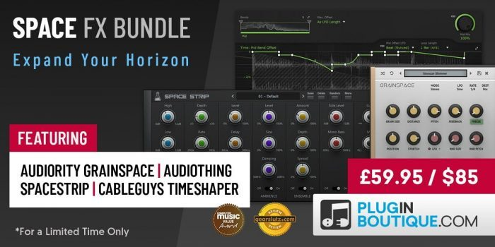 Plugin Boutique Space FX Bundle