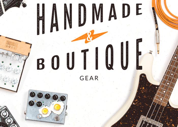 Reverb Handmade & Boutique Gear Sale