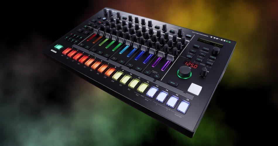 Roland TR 8S Rhythm Performer feat