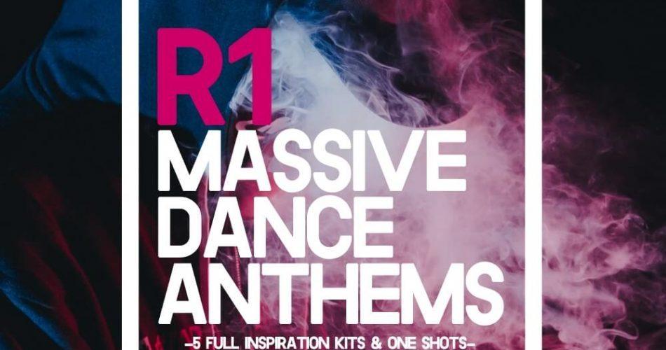 Samplestar R1 Massive Dance Anthems
