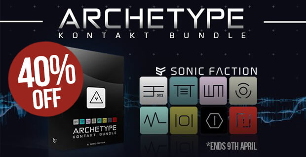 SonicFaction KontaktBundle40 PluginBoutique