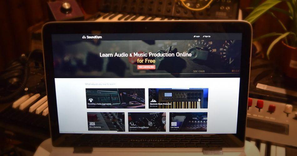 SoundGym Free Audio School