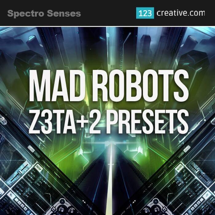 Spectro Senses Mad Robots for Z3TA