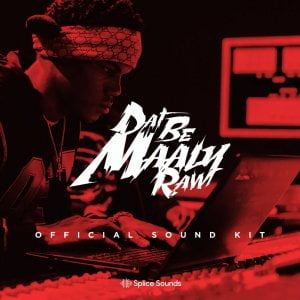 Splice Sounds Dat Be Maaly Raw Official Sound Kit