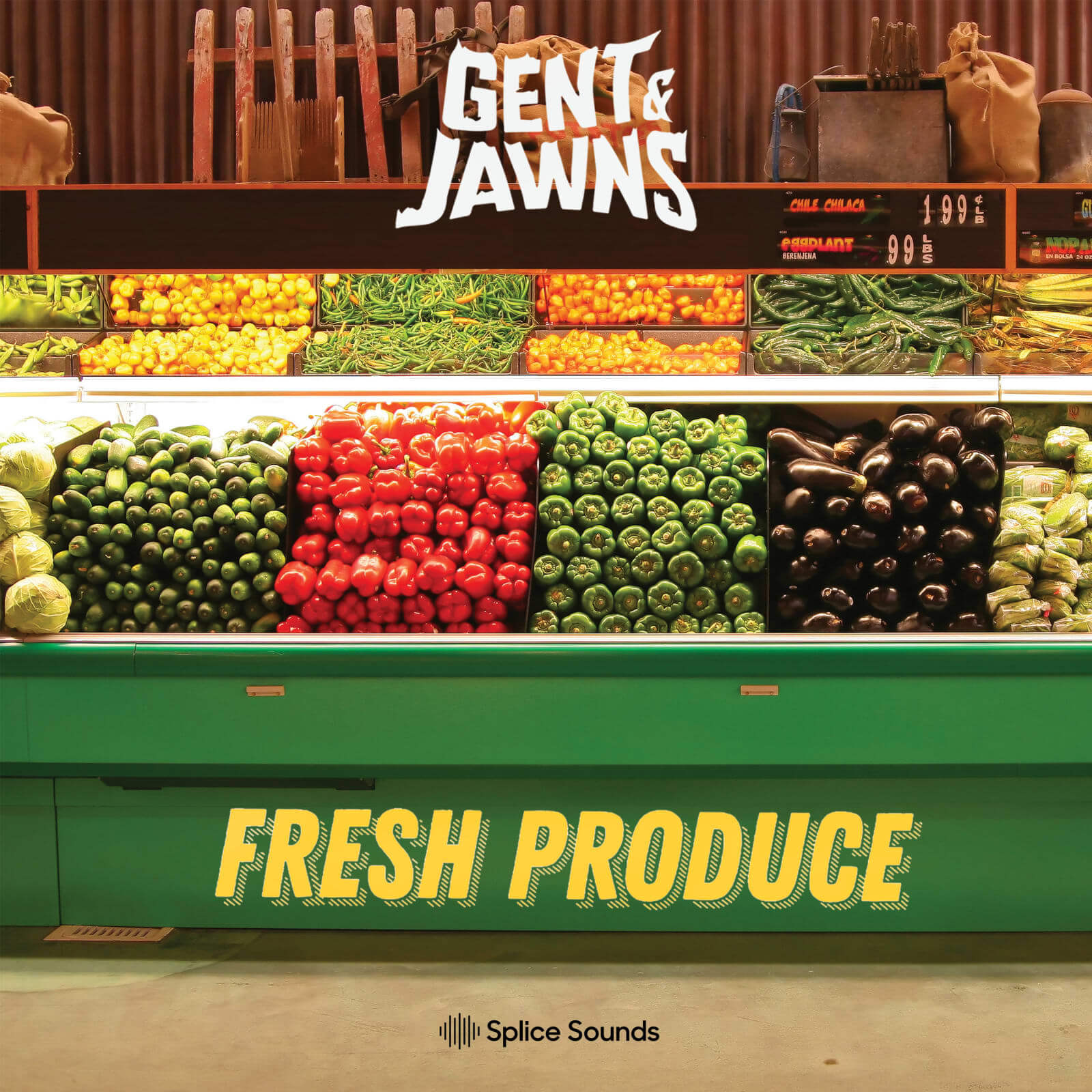 Splice Sounds GENT & JAWNS Fresh Produce
