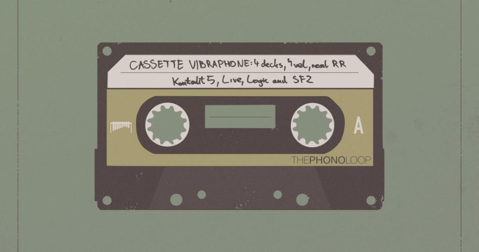 Thephonoloop Cassette Vibraphone feat