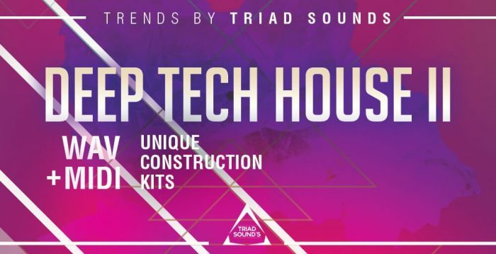 Triad Sounds Deep Tech House 2