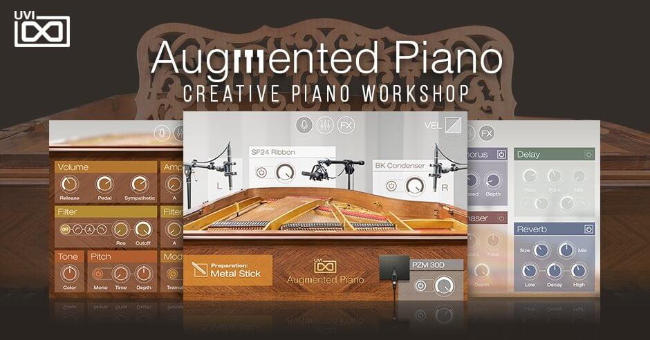 UVI Augmented Piano
