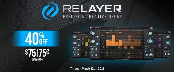 UVI Relayer 40 off sale