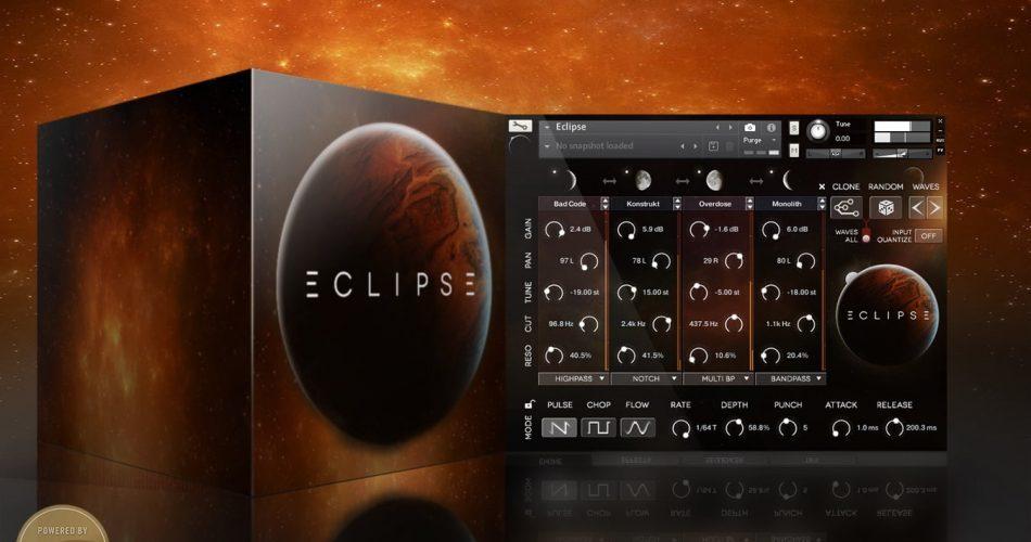 VST Buzz Wide Blue Sound Eclipse