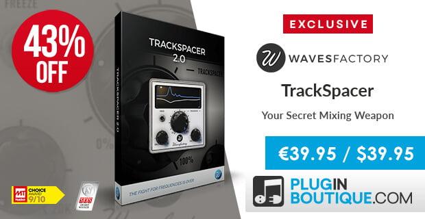 WavesFactory TrackSpacer Sale