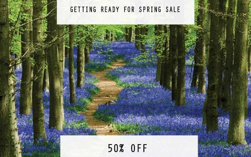 thefutureisold Spring Sale