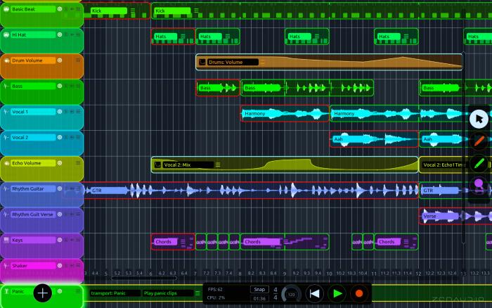 zenAudio ALK 2