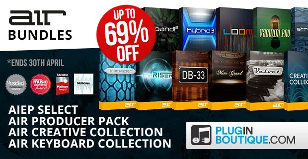 AIR Bundles Sale Plugin Boutique
