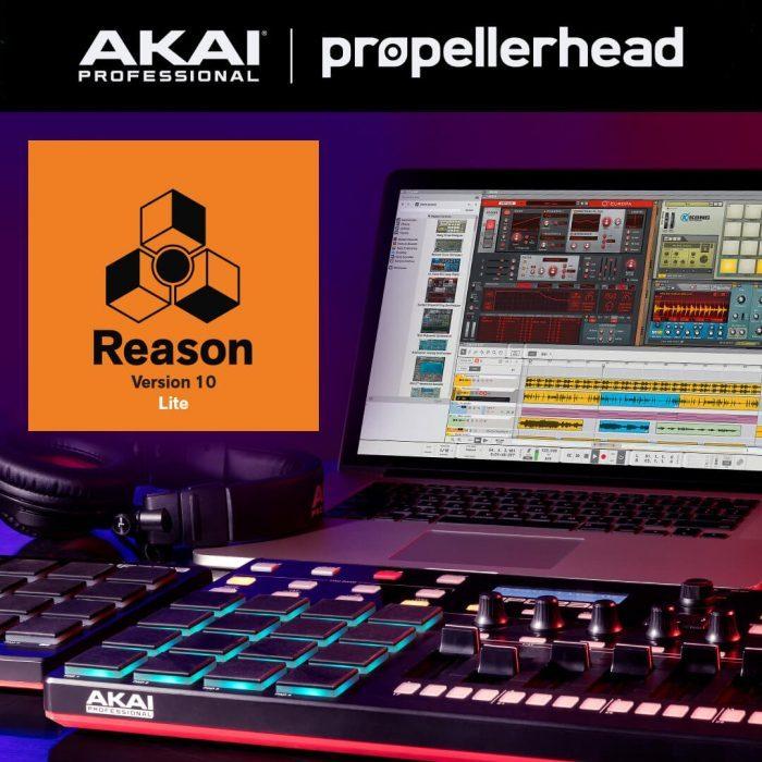 AKAI Pro Reason Lite