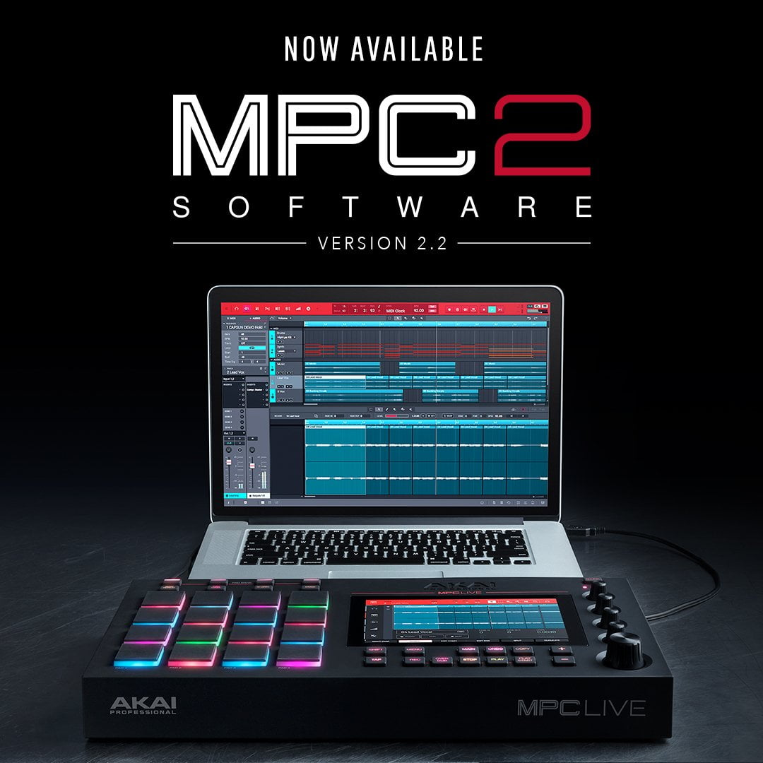 Akai Pro Software Download : akai professional launches mpc software 2 2 update ~ Hamham.info Haus und Dekorationen